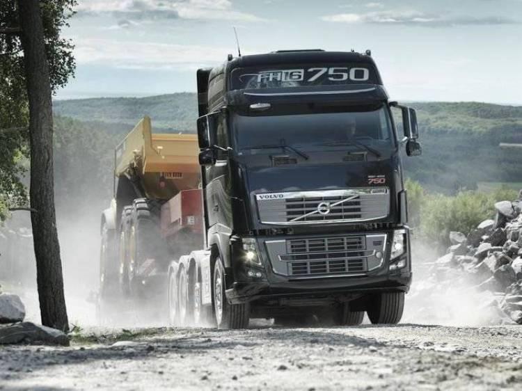 El Volvo FH16 vuelve a ser el camión más potente con 750 CV