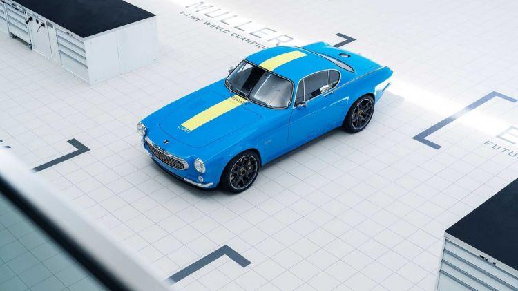 Volvo P1800 Cyan Racing 2021 0820 004