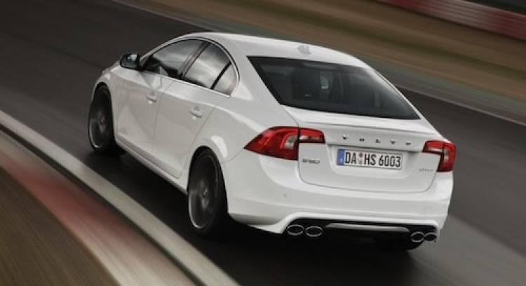 Volvo S60 por Heico Sportiv