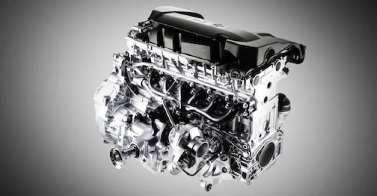 Motor 3.0 T6 gasolina de 308 CV