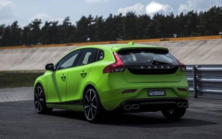 HEICO SPORTIV Volvo V40 T5 HPC, el azote sueco de los compactos deportivos