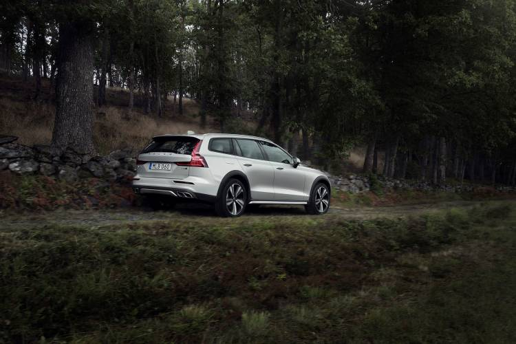 Volvo V60 Cross Country 2019 21