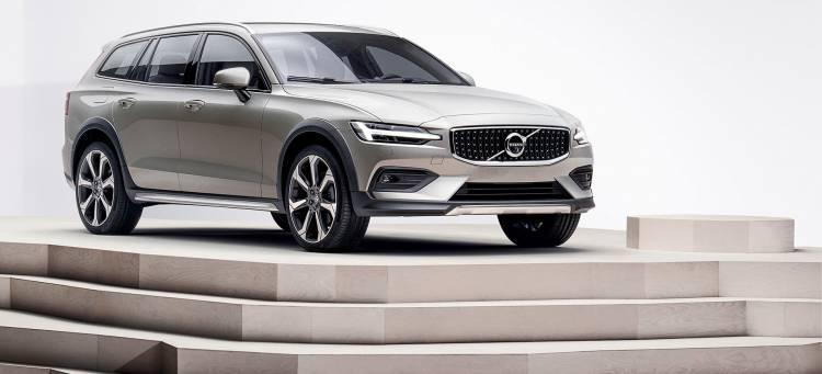 Volvo V60 Cross Country 2019 28