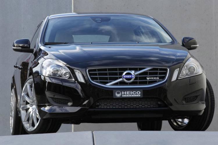 Volvo V60 Heico