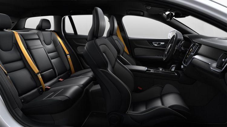 Volvo V60 Polestar Engineered 2020 13
