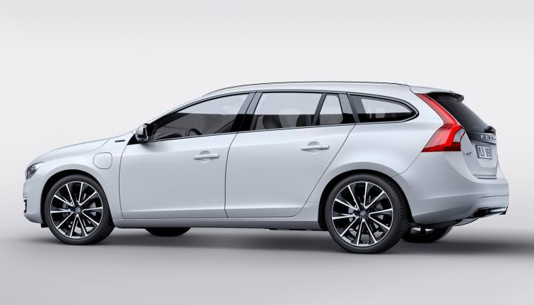 Volvo V60 D5 Twin Engine 2015