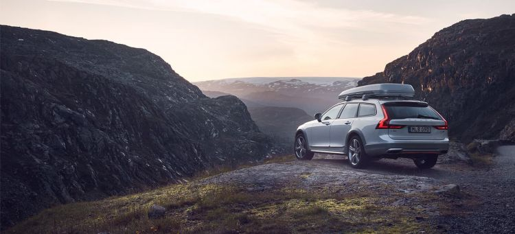 Volvo V90 Cross Country Accesorios Portada