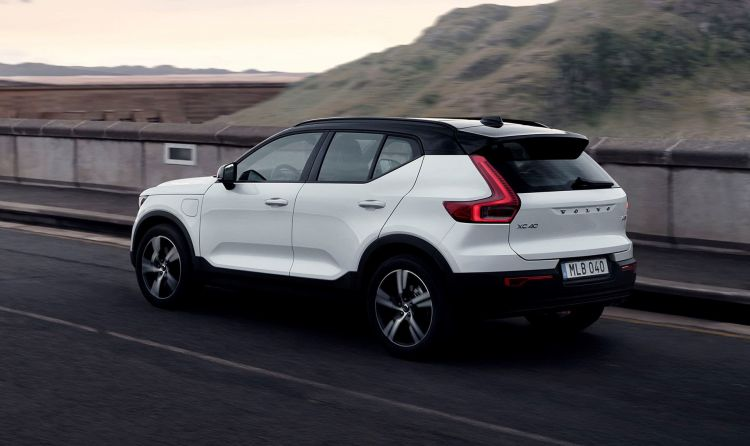 Volvo Xc40 T5 Twin Engine 2020 09