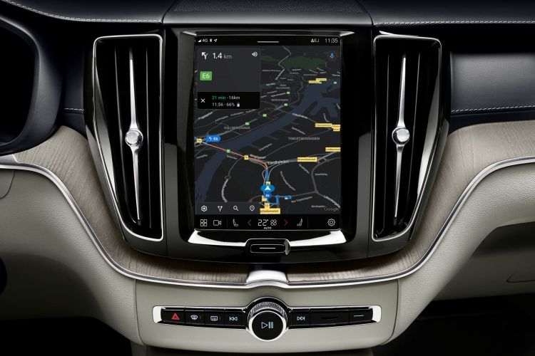 Volvo Cars Brings Infotainment System With Google Built In To More Models