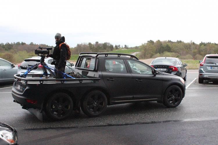 Volvo XC60 pick-up