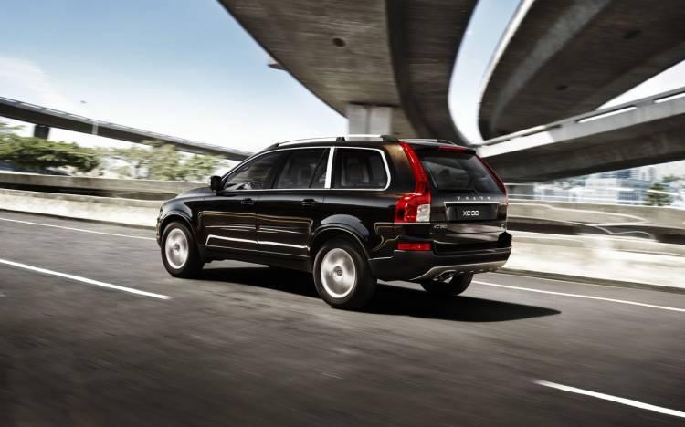 La nueva entrega del Volvo XC90 llegará sólo con siete plazas