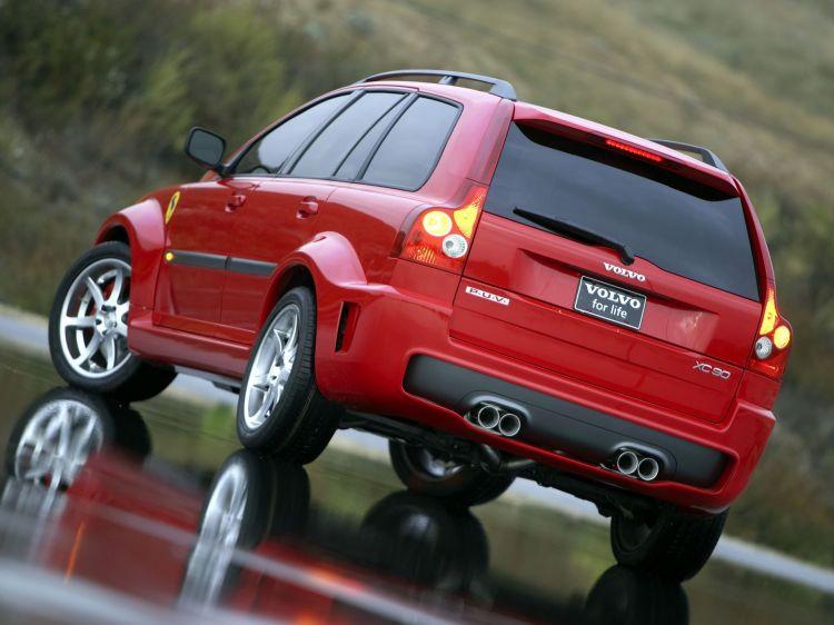 Volvo Xc90 Puv 2004 2