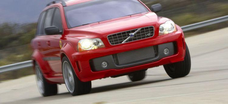 Volvo Xc90 Puv 2004 P
