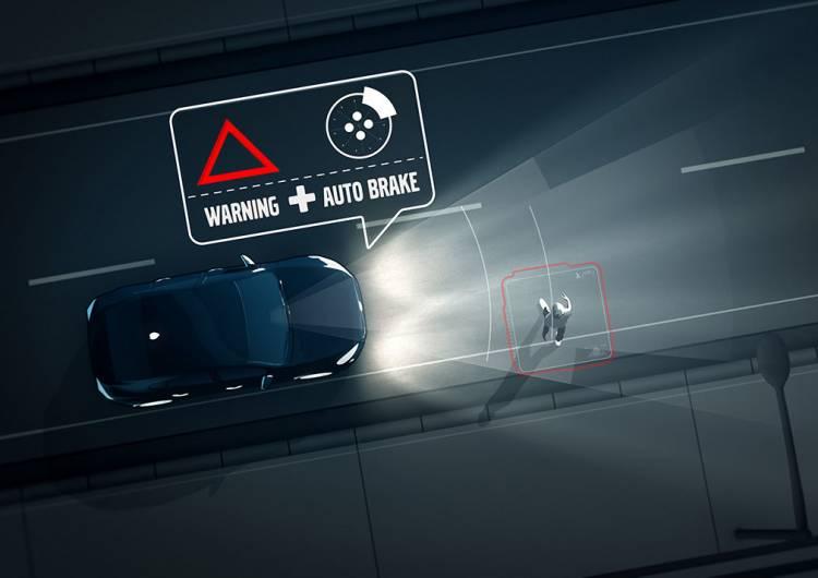 Volvo XC90 Seguridad