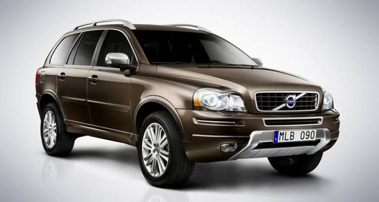 Volvo XC90: nuevas pistas sobre su renovación en 2014