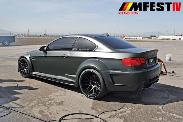 BMW M3 GTRS3 por Vorsteine