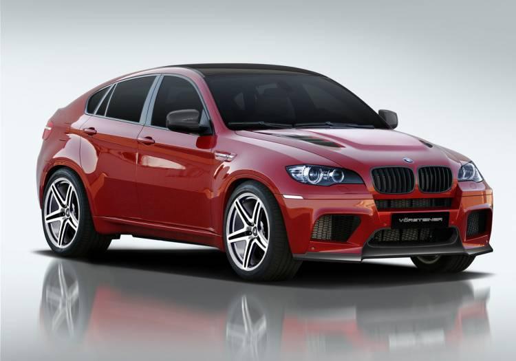 Vorsteiner BMW X6 M, mejor que el original
