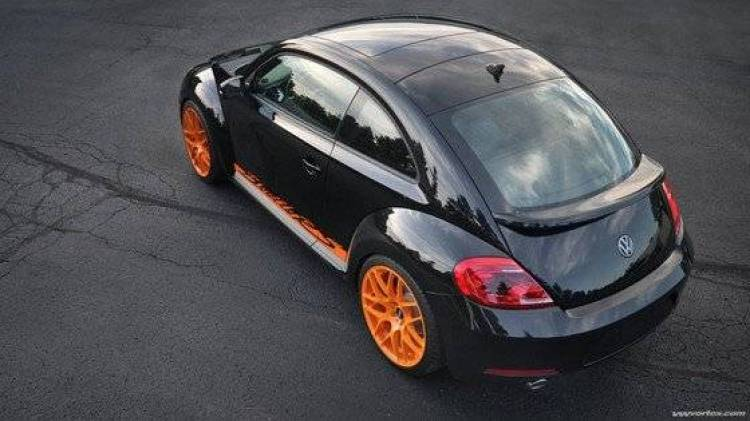 Volkswagen Beetle RS, el proyecto de VWVortex