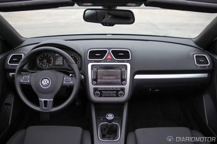 Volkswagen Eos 1.4 TSI Sport, a prueba (I)