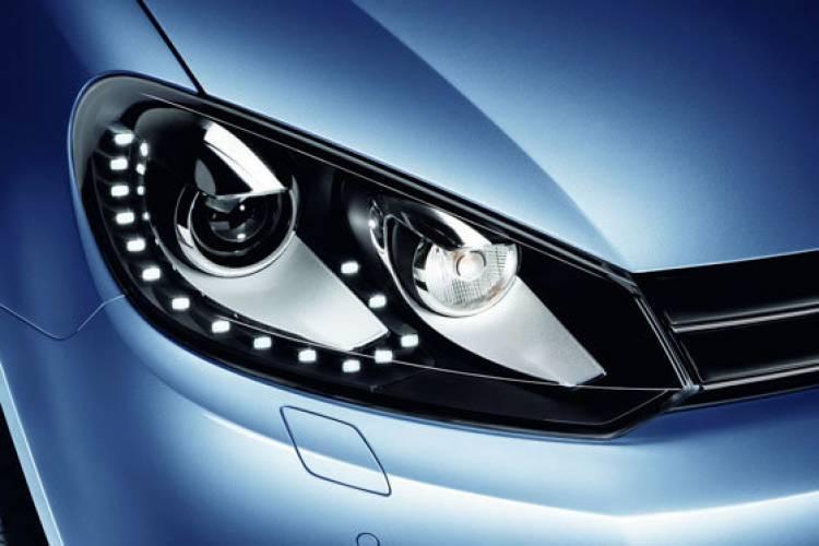 Faros LED VW Golf