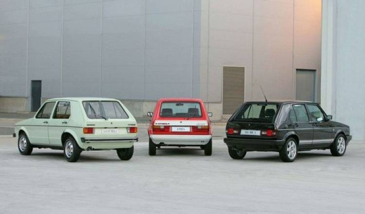 El primer Volkswagen Golf diésel cumple 35 años