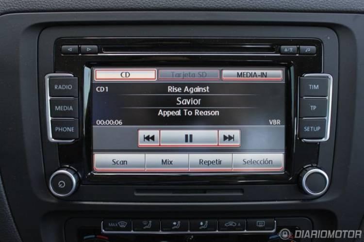 Volkswagen Jetta 2.0 TDI 140 CV Sport, a prueba (III)