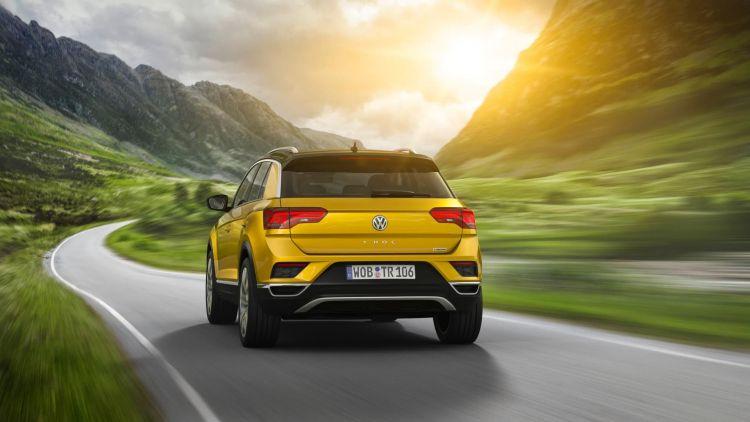 Der Neue Volkswagen T Roc