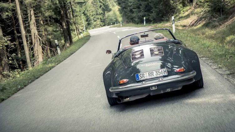 Walter Rohrl Porsche 356 Dm 2