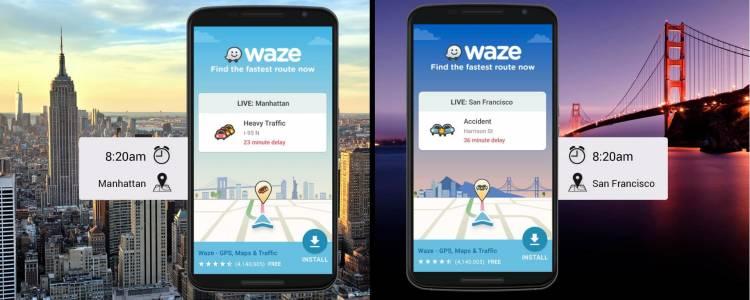 Waze App Smarpthone 0618 01