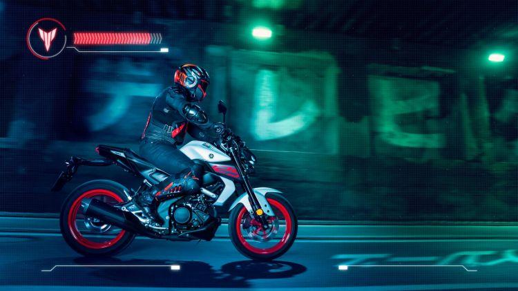 Yamaha Mt 125 2020 Dm 4