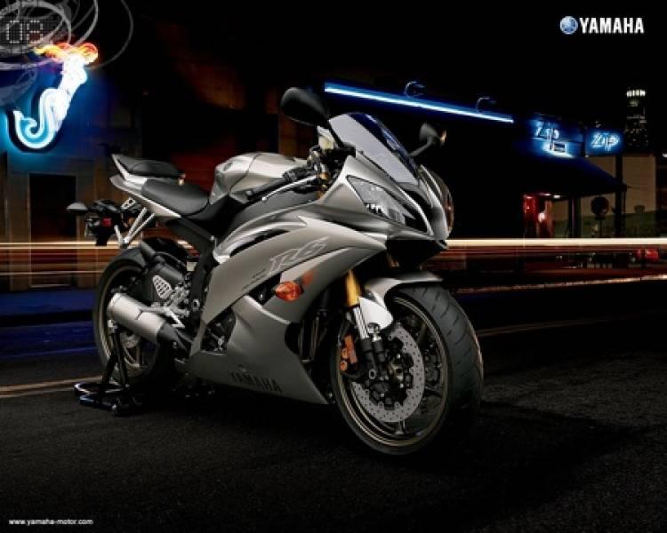 Yamaha YZF R6 2008, hasta 272 km/h con sólo 600 cc de cilindrada ...