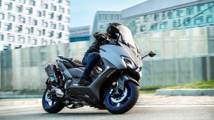 Yamaha T Max 2020 1