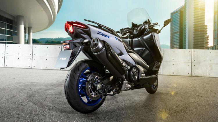 Yamaha T Max 2020 6