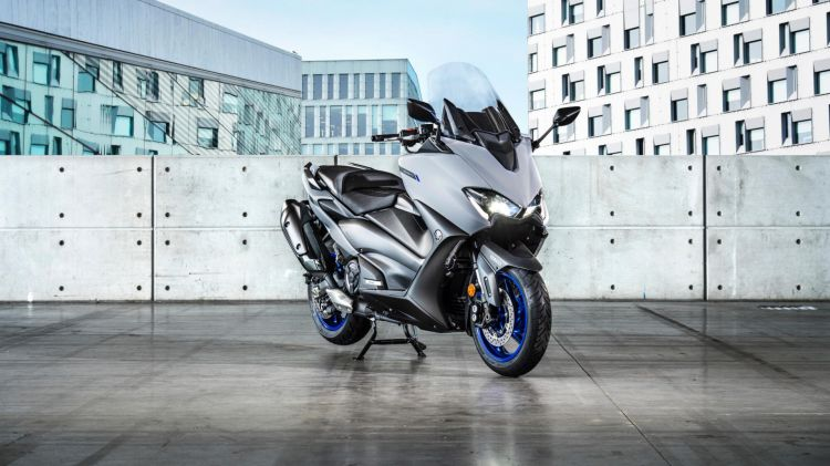 Yamaha T Max 2020 8