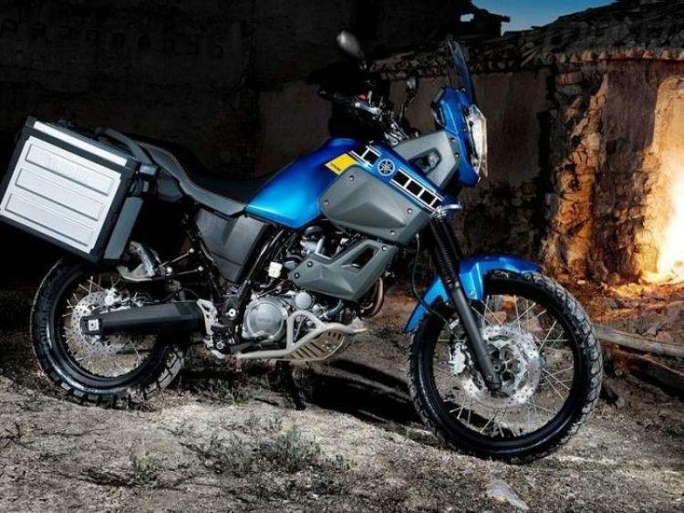 Yamaha Xt660 Tenere 09 2