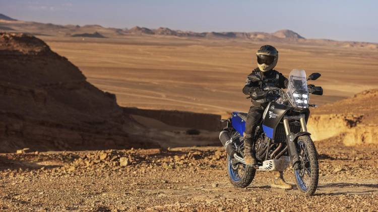Yamaha Xtz 700 Tenere Dm 10