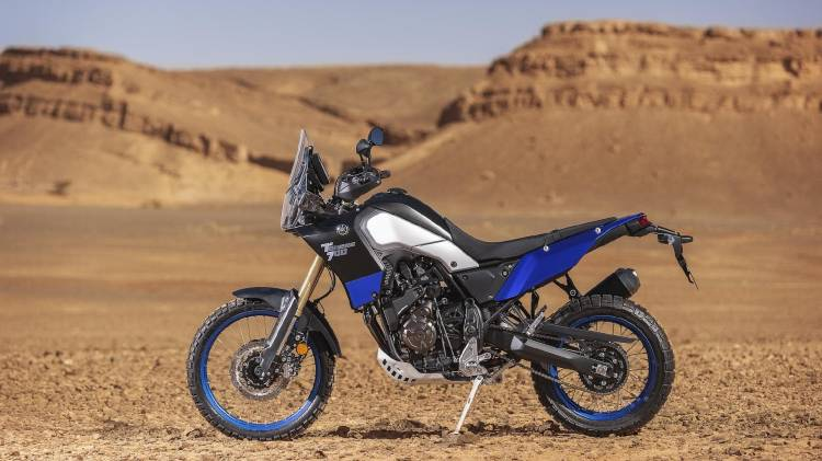 Yamaha Xtz 700 Tenere Dm 12