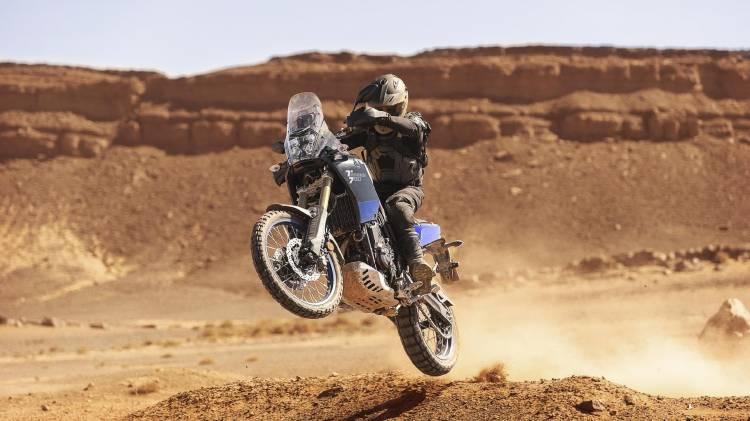 Yamaha Xtz 700 Tenere Dm 13