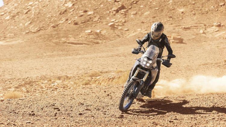 Yamaha Xtz 700 Tenere Dm 14