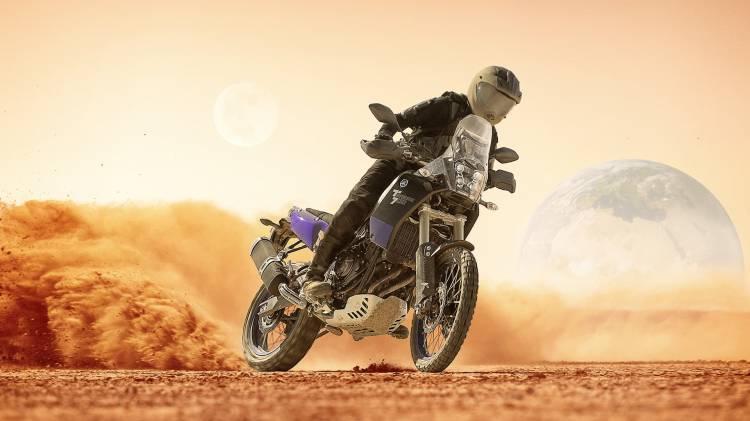 Yamaha Xtz 700 Tenere Dm 1