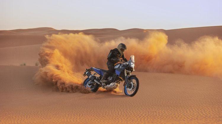 Yamaha Xtz 700 Tenere Dm 2