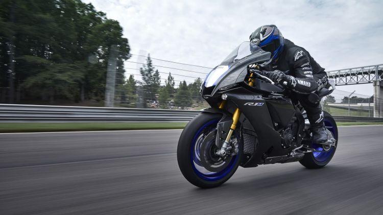 Yamaha Yzf R1 2020 R1m Dm 10