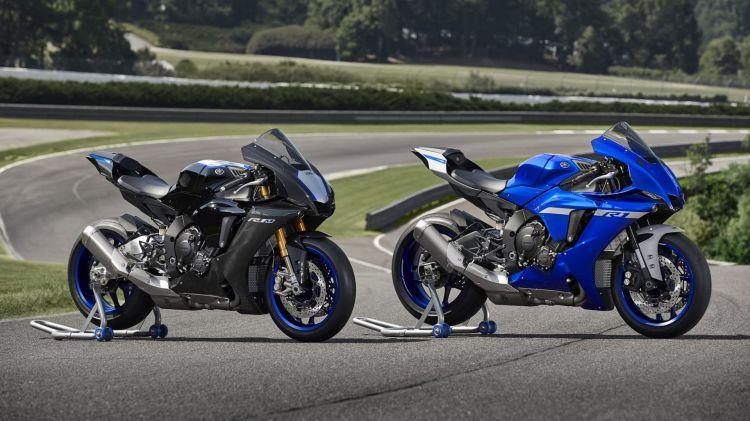 Yamaha Yzf R1 2020 R1m Dm 1
