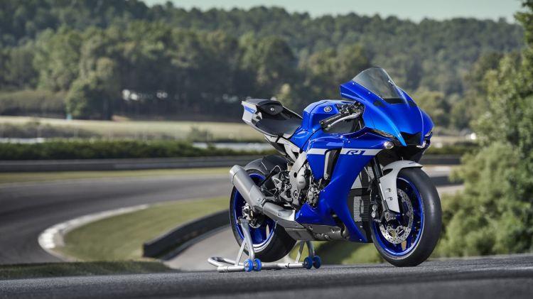 Yamaha Yzf R1 2020 R1m Dm 2
