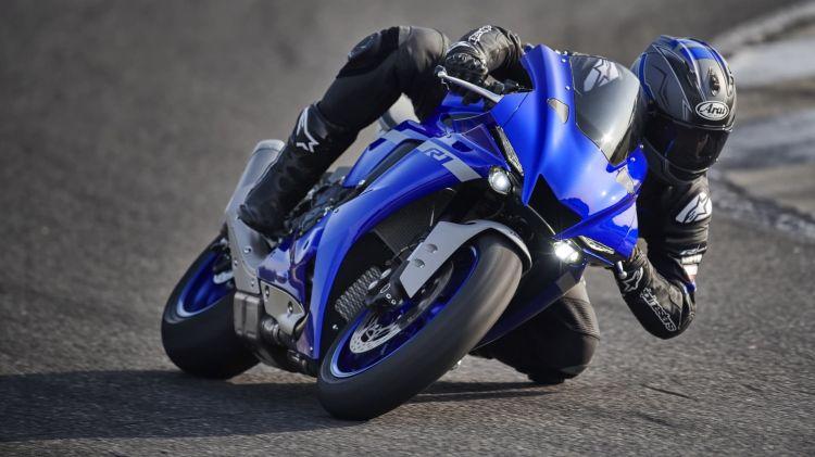 Yamaha Yzf R1 2020 R1m Dm 4