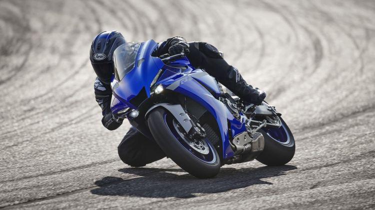 Yamaha Yzf R1 2020 R1m Dm 5