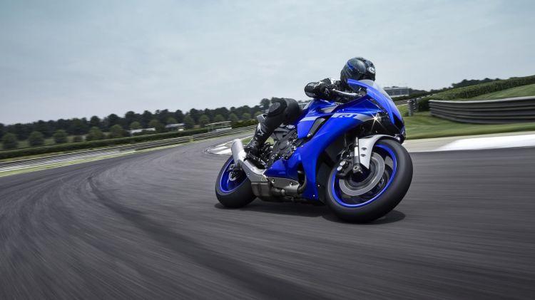 Yamaha Yzf R1 2020 R1m Dm 6