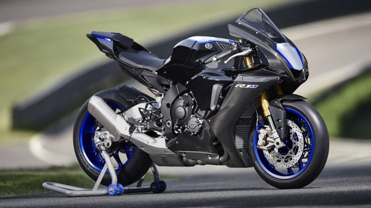 Yamaha Yzf R1 2020 R1m Dm 7