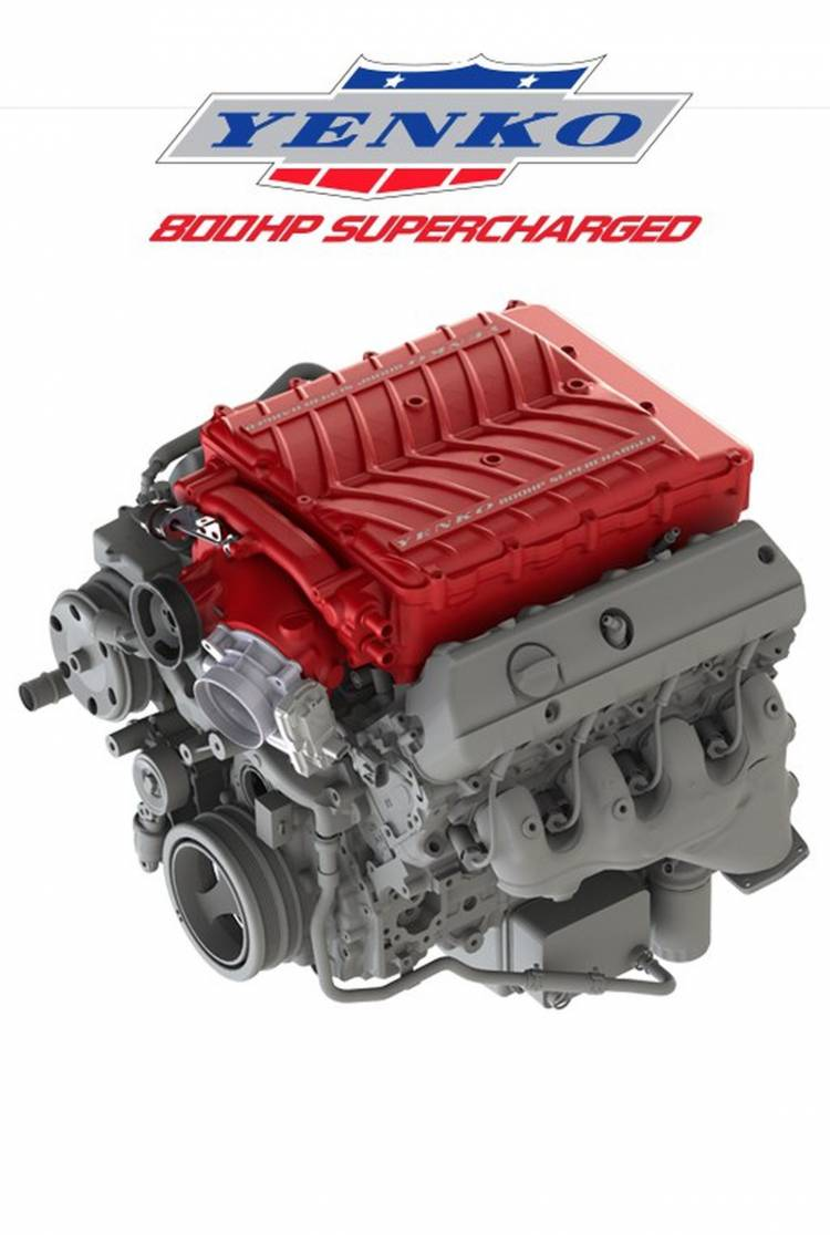 Yenko Corvette 2019 2
