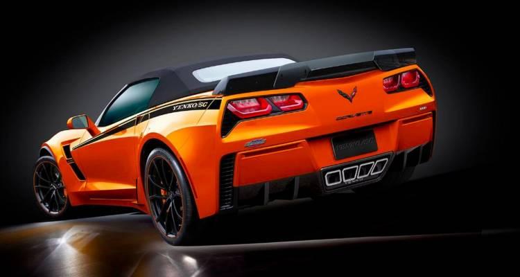 Yenko Corvette 2019 3